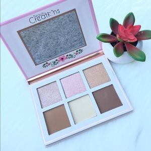 Other - Floral Bloom Highlighter and Contour Kit